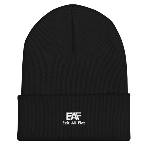 EAF Simple Beanie