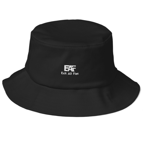 EAF Bucket Hat