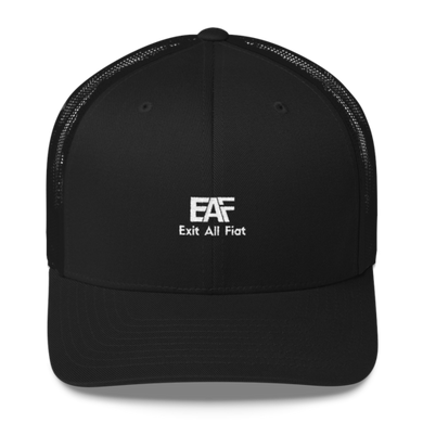 EAF Fitted Hat