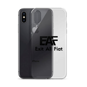EAF iPhone Case