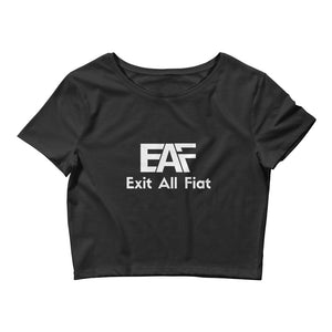 EAF Women's Crop Top