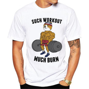 Such Workout, Much Burn