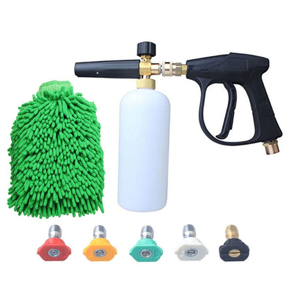 ULTIMATE FOAM GUN KIT (W/ WASH MITT)