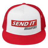 """SEND IT"" Supreme Trucker Hat"