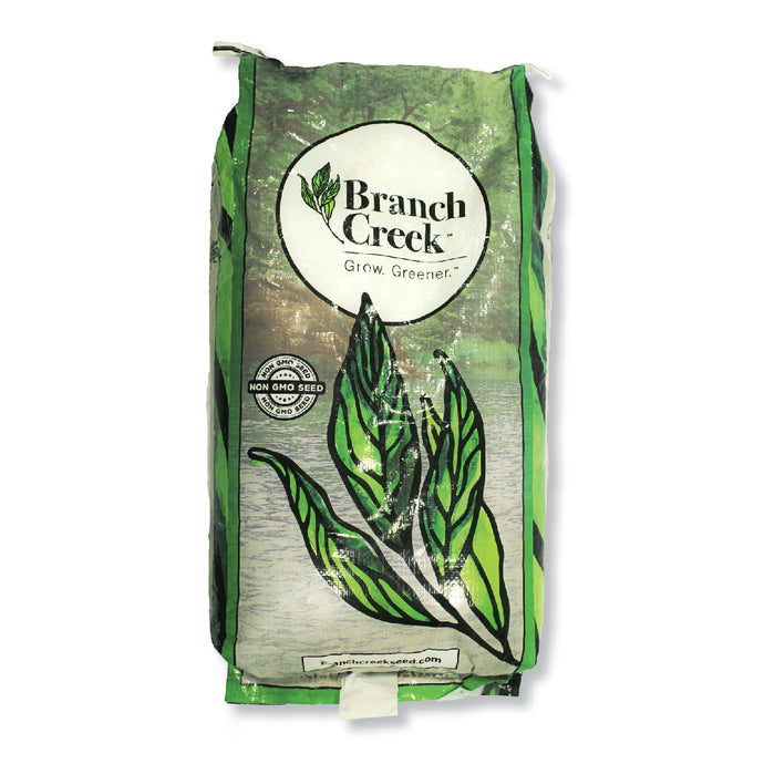 Branch Creek Grass Seed (Non-GMO) - 50 Pounds