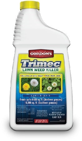 Trimec Weed Killer 1 Quart - Covers 8,000 Square Feet