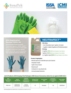 NeutraFect (1/2 Gallon)
