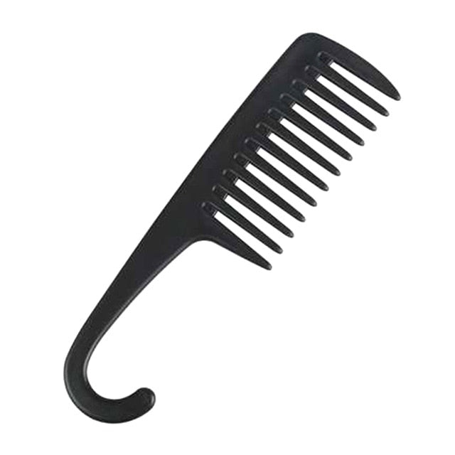 Detangling Hair Comb w/ Hook