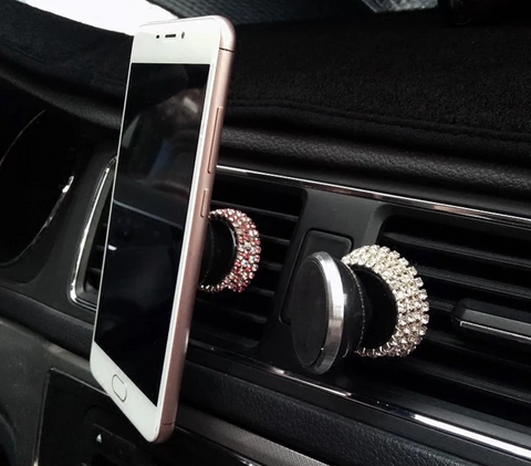 Beauty Diamond Phone Stand