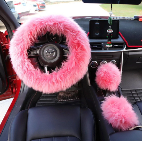 Big Fur Wheel 3pc Set