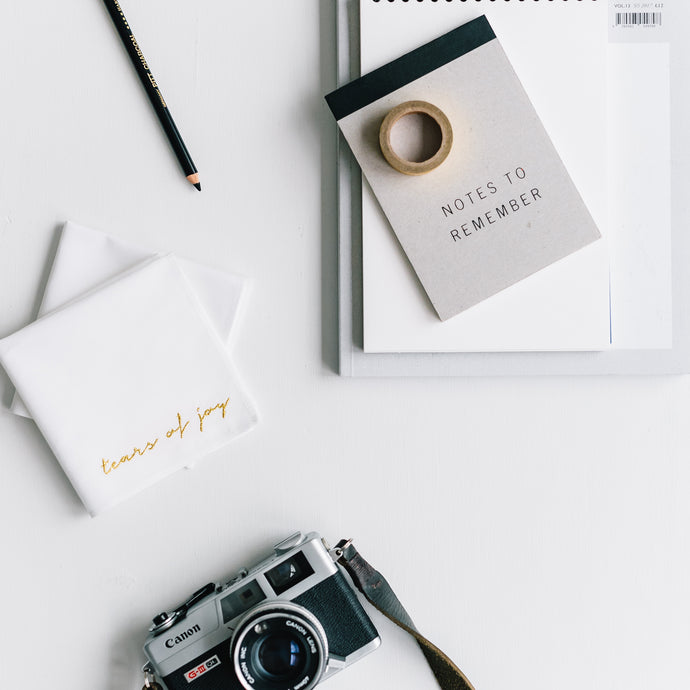 TEARS OF JOY