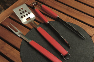 Perfect Chef™ 3PC Tool Set (F,S,T) - Red