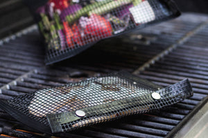 Non-Stick Mesh Grill Bag / Medium