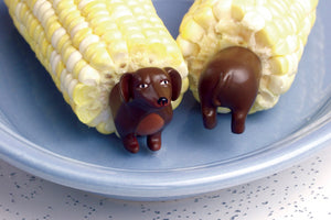 Corn Holders - Dog