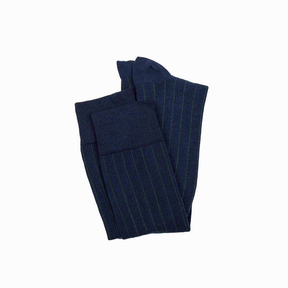 VERTICAL STRIPES HIGH NAVY FOREST