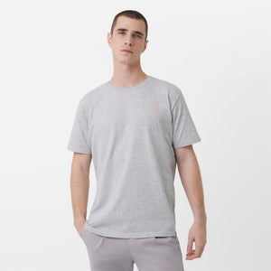 T-Shirt Grey Melange