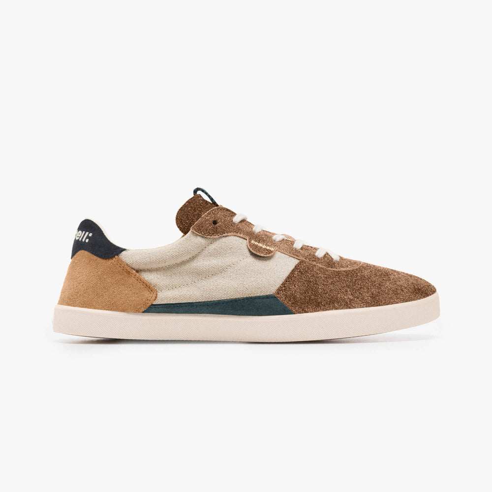 Zapatillas Pompeii Delta Wash Mink Man