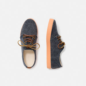 HIGBY DENIM PEACH