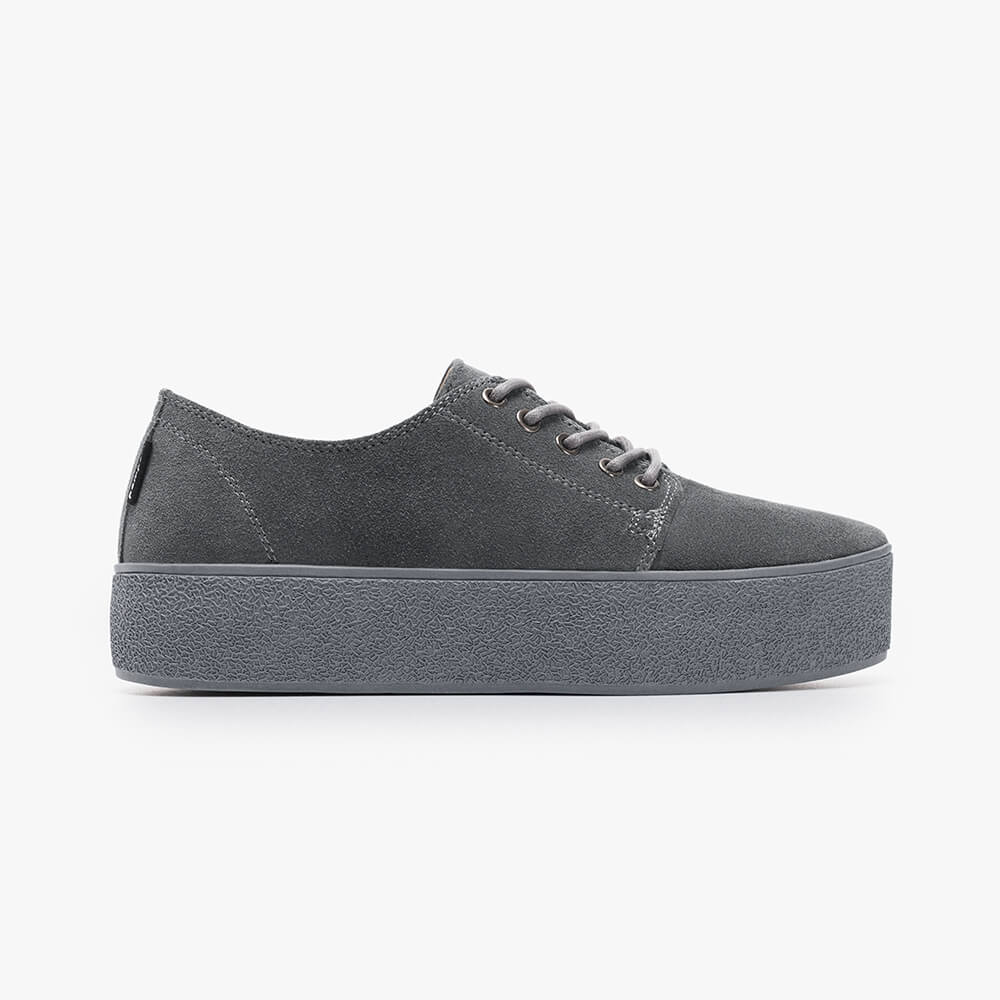 Zapatillas Pompeii Higby Double Grey Woman