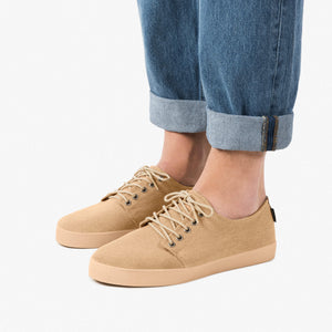 Zapatillas Pompeii Higby Eco Tan Man