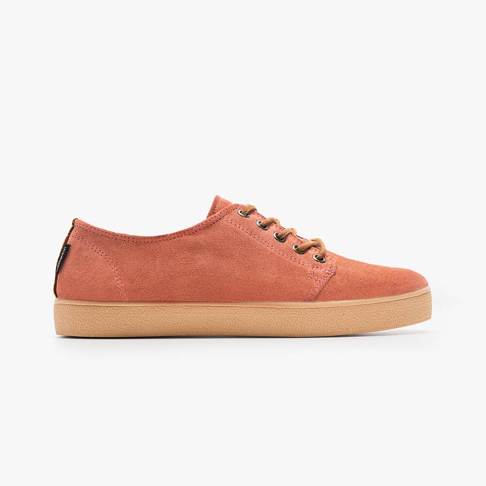 HIGBY GINGER CARAMEL HYDRO - Zapatilla Pompeii mujer