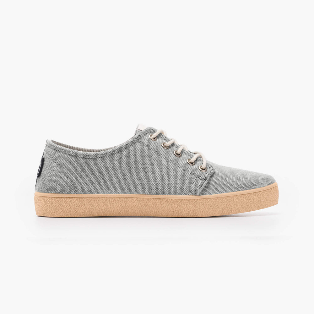 Zapatillas Pompeii Higby Grey Vegan Woman