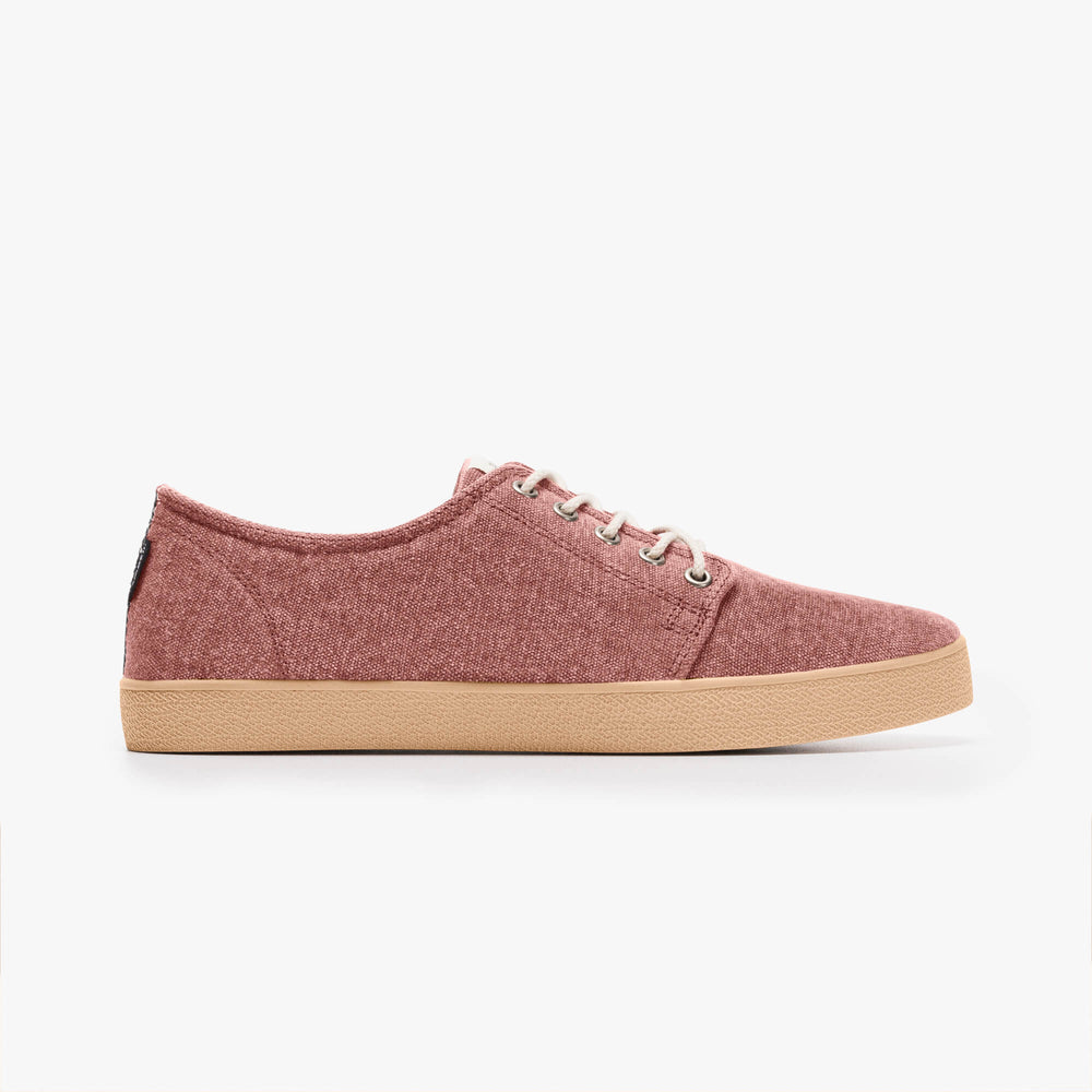 Zapatillas Pompeii Higby Rouge Vegan Man