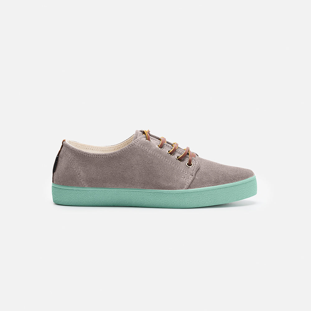 Zapatillas Pompeii Higby Grey Emerald Hydro Woman