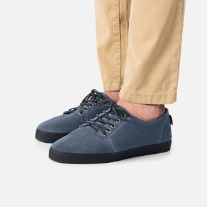 HIGBY NAVY OXFORD HYDRO
