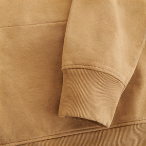 Sweatshirt Pocket Camel