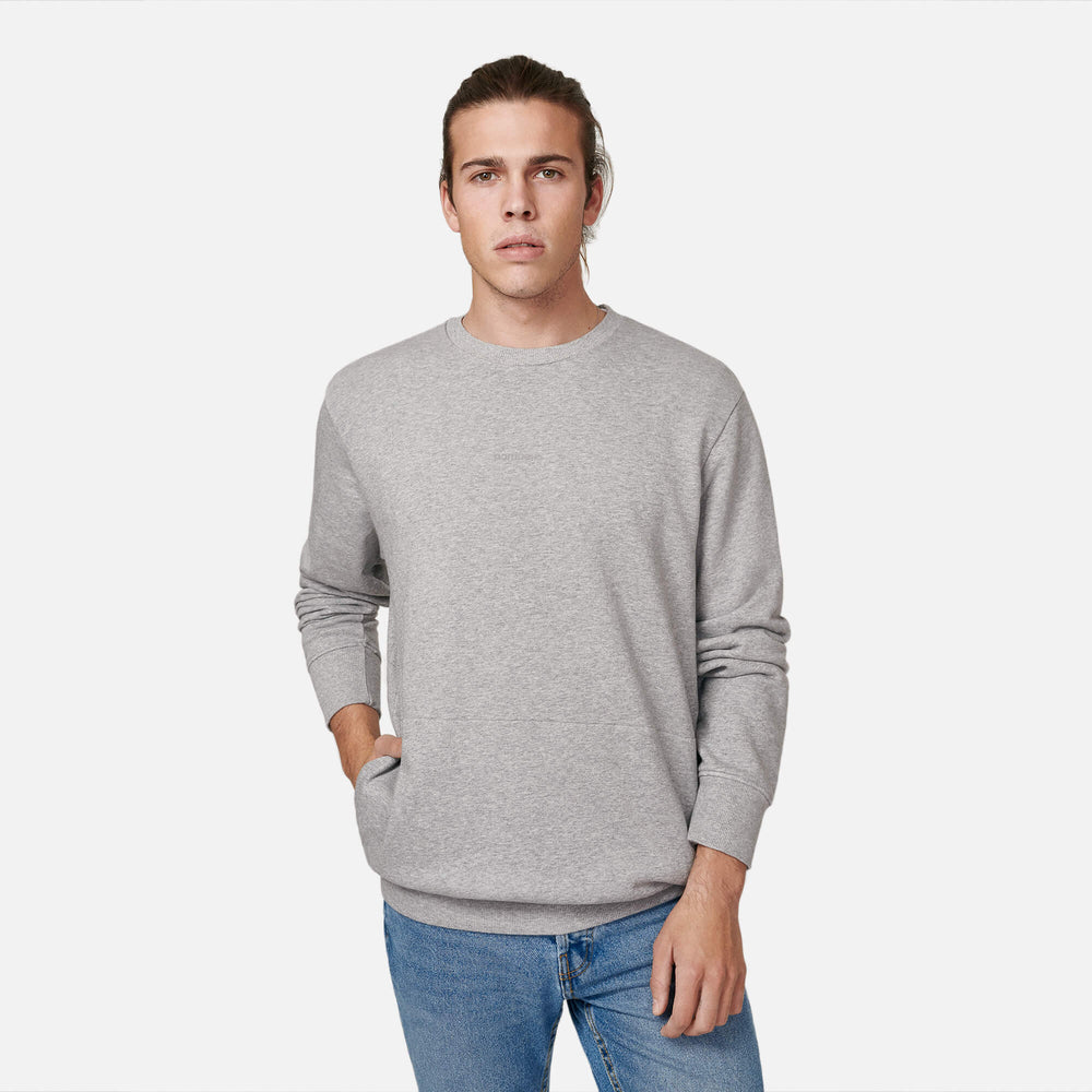 Sweatshirt Pocket Grey