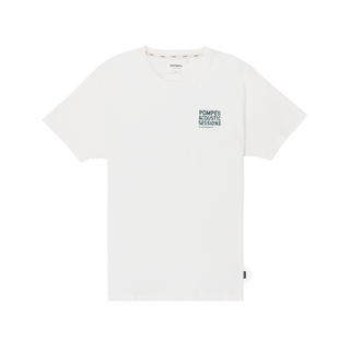 THE WHITE ACOUSTIC TEE