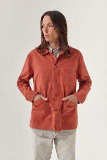 THE CAYENNE OVERSHIRT