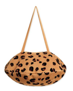 Cheetah Pita Hand Bag