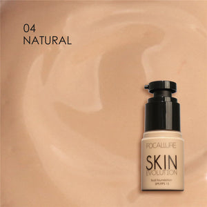 Focallure™ Face Foundation Makeup Base Liquid