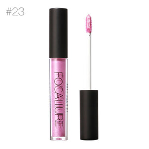 Focallure™ Waterproof Lip Gloss Liquid Lipstick