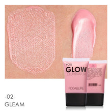 Glow Illuminator Shimmering Skin Perfection® Liquid Highlighter By Focallure