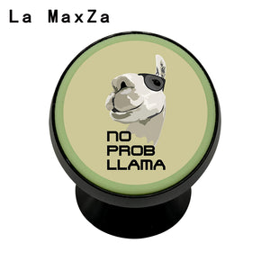 Llama Magnet Phone Holder
