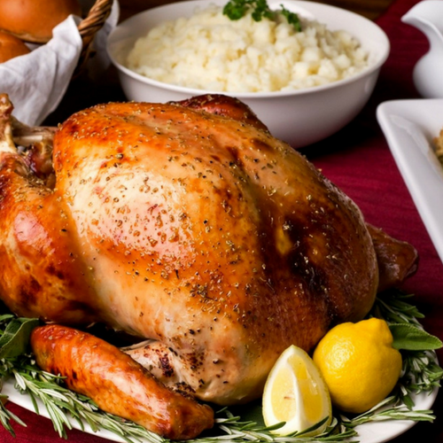 MYTH: The chemical tryptophan in turkey makes you sleepy.