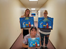 Nativity Painting Party Make & Take