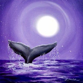 Whale Painting Party Make & Take