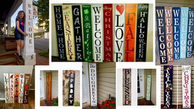 Wood Sign Painting Party Make & Take