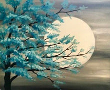 Moon Tree Painting Party Make & Take