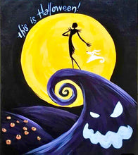 Nightmare Before Christmas Painting Party Make & Take