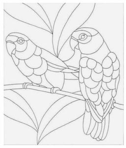 Parrot Painting Party Make & Take