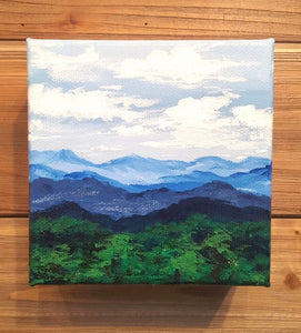 Mountains Painting Party Make & Take