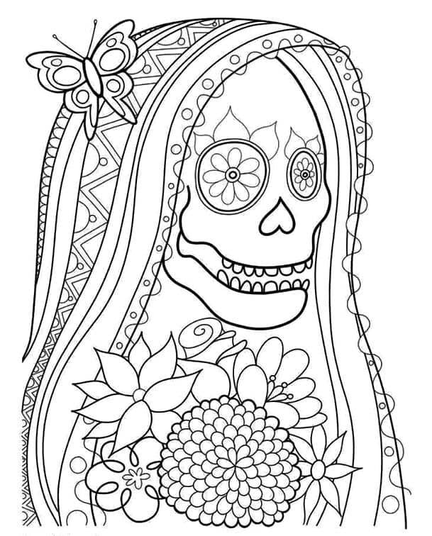 Catrina Mary Painting Party Make & Take