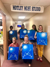 Cheers Painting Party Make & Take