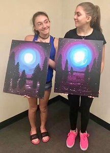 Moon Lake Painting Party Make & Take