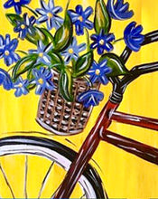 Bicycle Painting Party Make & Take